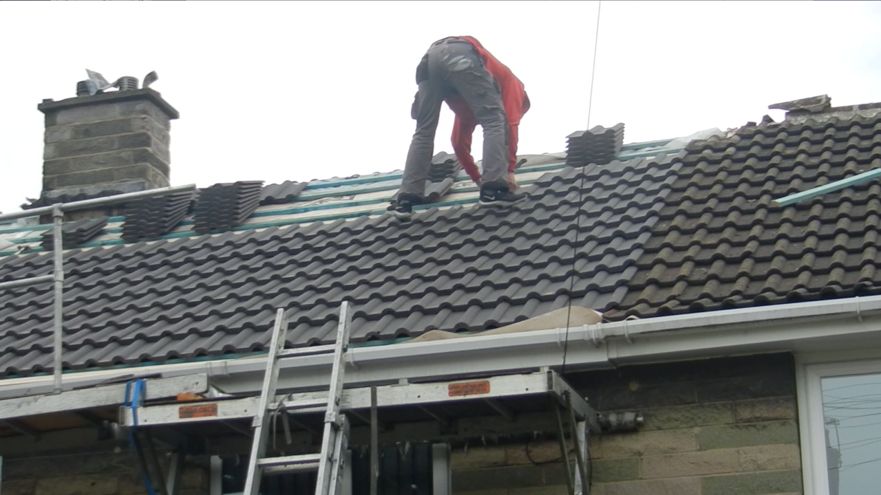 roof replacement wakefield west yorkshire
